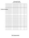 Assessment Graph & Feedback Goals Sheet! (Editable/Word Do