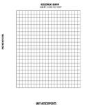 Assessment Graph & Feedback Goals Sheet! (Non-Editable/PDF