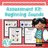 Assessment Kit: Beginning Sounds