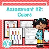 Assessment Kit: Colors