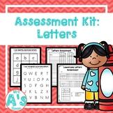 Assessment Kit: Letters