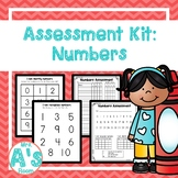 Assessment Kit: Numbers