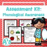 Assessment Kit: Phonological Awareness