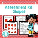 Assessment Kit: Shapes