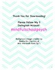 FREE Assessment Labels for Psychs