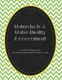 Assessment: Watersheds & Water Quality Quiz