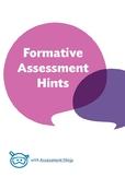 Assessment Ninja Formative Assessment