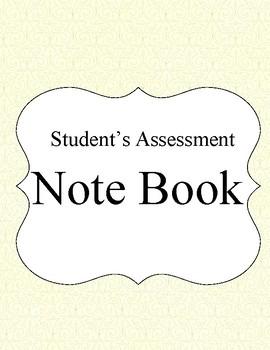 Assessment Notebook