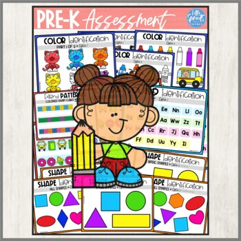 Genius image with regard to free printable pre-k assessment forms