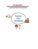 Assessment Head Start & Pre-K Comprehensive Checklist