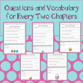 Junie B., First Grader: Dumb Bunny - Assessment, Questions, and Vocabulary