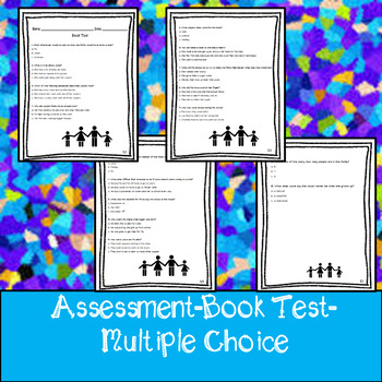 Just Juice by Karen Hesse Assessment, Questions, & Vocabulary