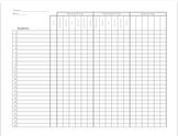 Assessment Record Sheet