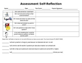 Assessment Reflection: Growth Mindset