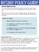 Assessment Retake Policy Guide