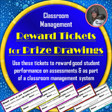 Assessment Reward Tickets for Individual Prize Drawings