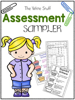 Assessment Sampler- The Write Stuff