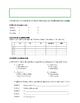 Assessment - Spanish 1 Exam 1: Hola, ¿qué tal?