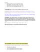 Assessment - Spanish 5 Quiz 2.1: Preterite Tense to Describe Yesterday