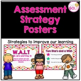 Assessment Strategy Posters