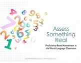 Assessment: Summative assessment ideas for World Languages