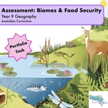 Assessment Task: Biome Portfolio