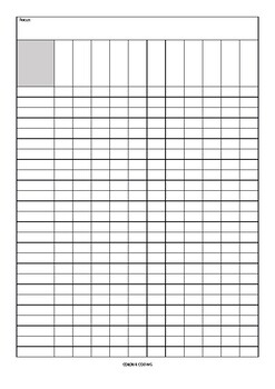 Assessment Template EDITABLE (WHOLE CLASS)