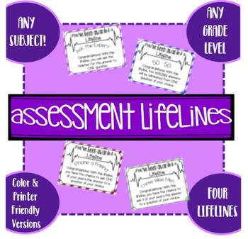 Assessment (Testing) Lifelines