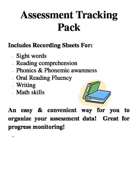 Assessment Tracking Forms