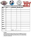 Assessment Tracking Scorecard