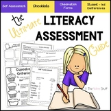 Ultimate  Literacy Assessment Guide (The Write Stuff)