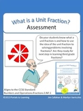 Assessment - What is a Unit Fraction?