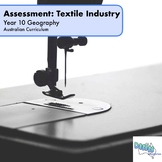 Assessment - Year 10 Geography - Textile Industry