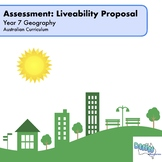 Assessment - Year 7 Geography - Most Liveable European City