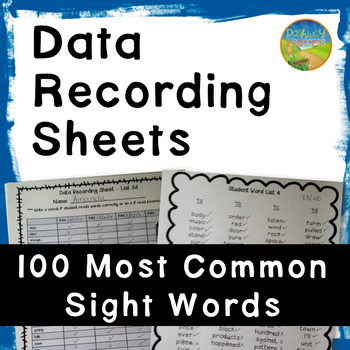 Free Sight Word Assessment