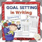 Goal Setting For Students | Writing Goal Setting | Assessment | Reflection