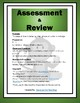 Assessment and Review
