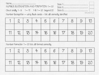 Assessment booklet