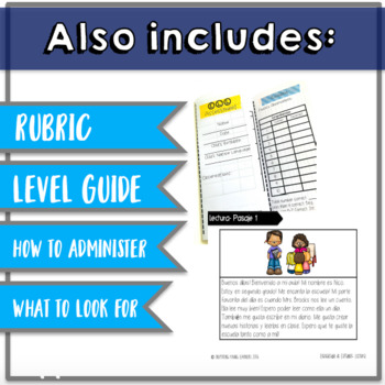 Assessment for Spanish Language Proficiency for ELL Newcomers