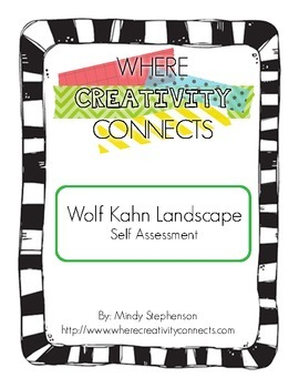 Assessment for Wolf Kahn Landscape Project