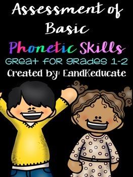 Assessment of Phonetic Skills