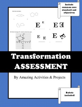 Assessment on transformation