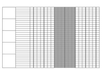 Assessment scores breakdown