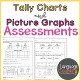 Assessments- Tally Charts and Picture Graphs- Topic 6