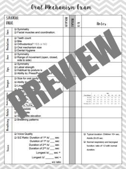 Assessments (for SLPs)