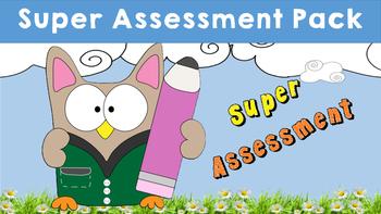 Assessments for Student Portfolio