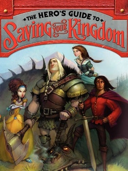 """Assessments for """"The Hero's Guide to Saving Your Kingdom"""""""