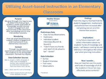 Asset-based Instruction