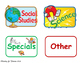Assignment Board Signs Freebie