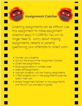 Assignment Catcher- Collecting Assignments